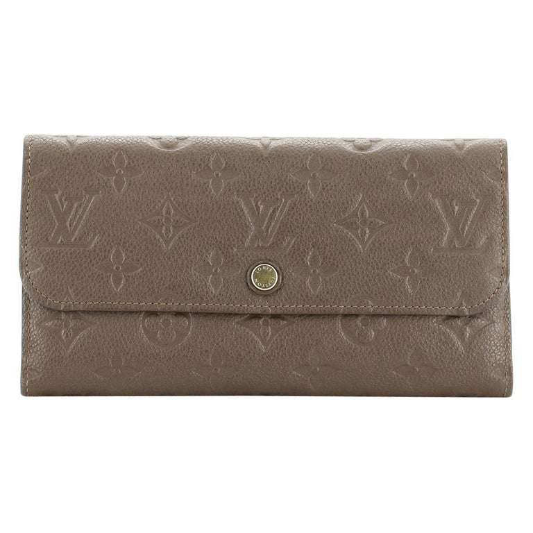 Louis Vuitton Virtuose Wallet Monogram Empreinte Leather