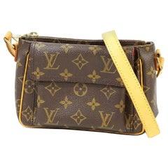 LOUIS VUITTON Viva Cite PM Womens shoulder bag M51165 brown