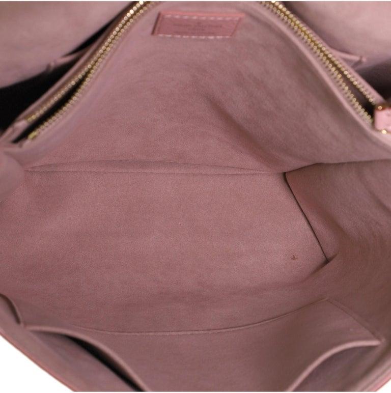 Women's or Men's Louis Vuitton Volta Handbag Leather For Sale