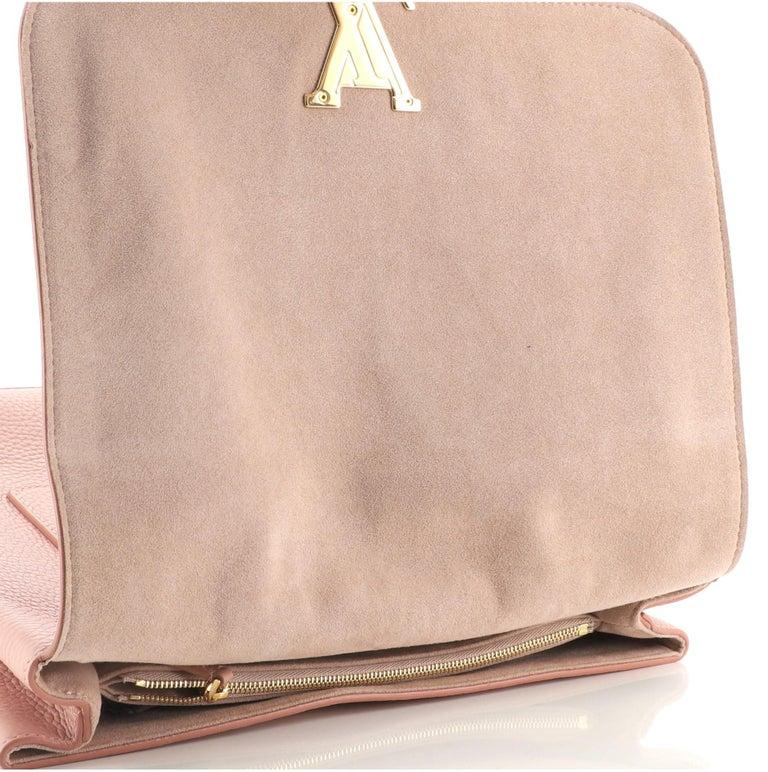 Louis Vuitton Volta Handbag Leather For Sale 1