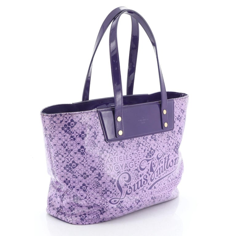 Louis Vuitton Voyage Tote  In Good Condition For Sale In New York, NY