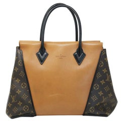 Louis Vuitton W Noisette PM Tote Bag in Dust Bag