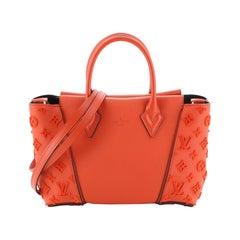 Louis Vuitton W Tote Veau Cachemire Calfskin BB