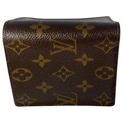 LOUIS VUITTON   Wallet Portefeuille  Marco  Browns Monogram, Bifold  Wallet