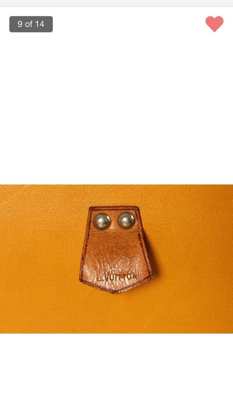 Louis Vuitton Wardrobe Steamer Trunk For Sale 5