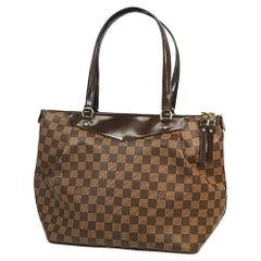 LOUIS VUITTON Westminster GM Womens handbag N41103 Damier ebene