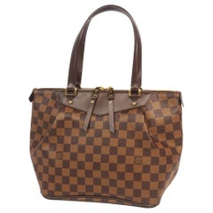LOUIS VUITTON Westminster PM Womens handbag N41102 Damier ebene