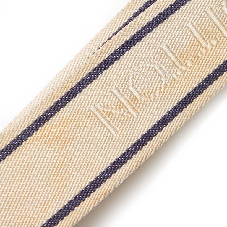 Louis Vuitton White Damier Azur Pochette Bosphore For Sale 4