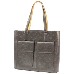 LOUIS VUITTON Wilwood Womens tote bag M55102 noir( close to gray black)