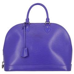 Louis Vuitton Woman Alma Purple