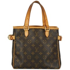 Louis Vuitton Woman Batignolles Brown
