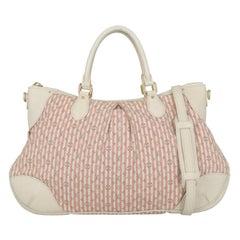 Louis Vuitton Woman Handbag Croisette Ecru Cotton