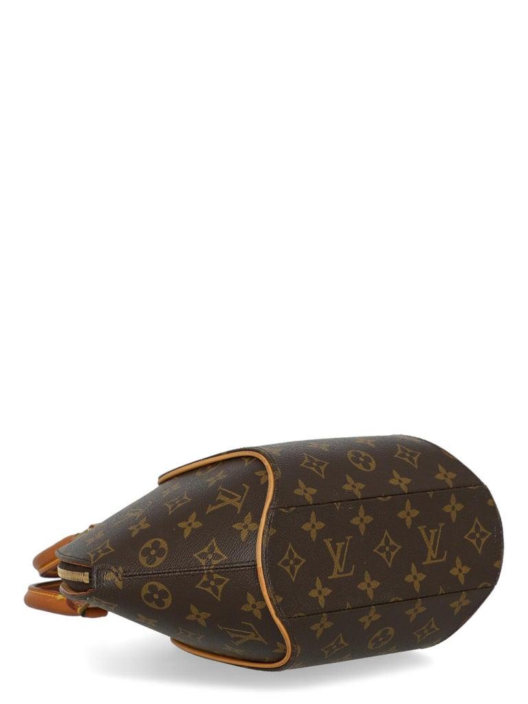 Women's Louis Vuitton Woman Handbag Ellipse Beige Synthetic Fibers For Sale