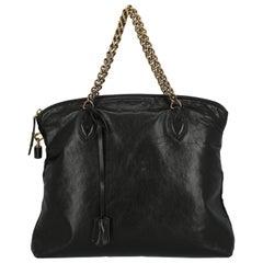 Louis Vuitton Woman Lockit Black