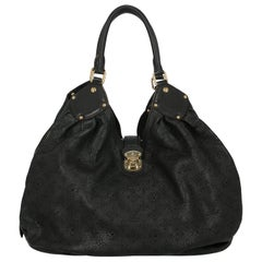 Louis Vuitton Woman Mahina Black