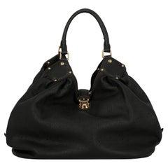 Louis Vuitton Woman Mahina Black