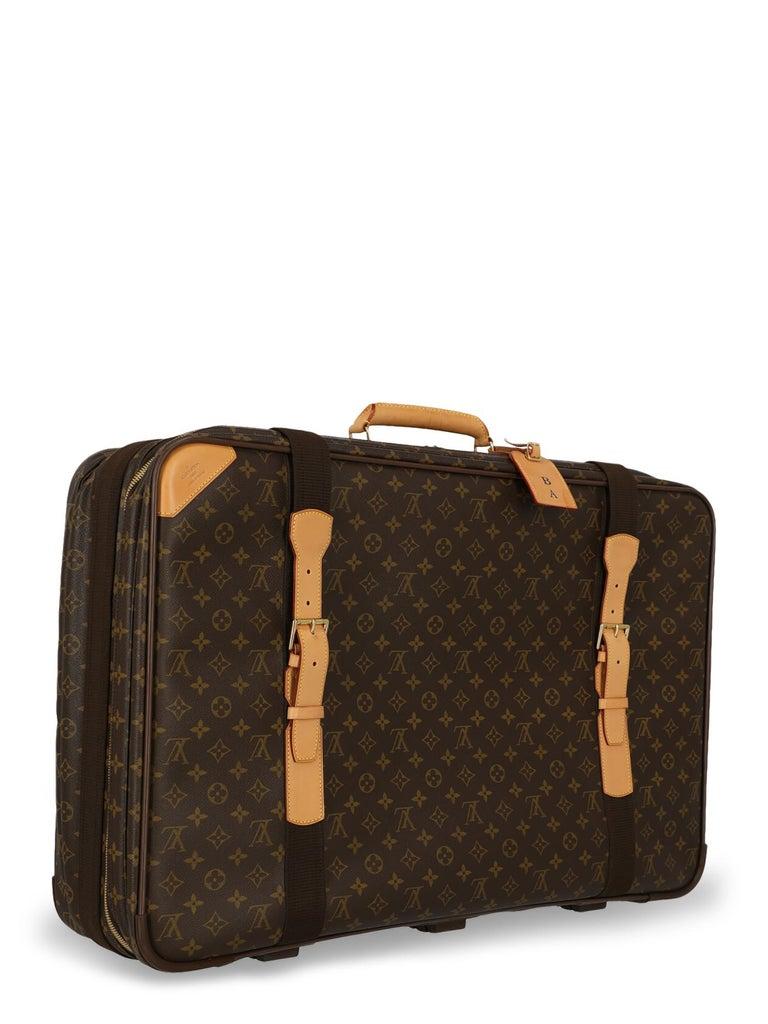 Black Louis Vuitton Woman Satellite Brown  For Sale