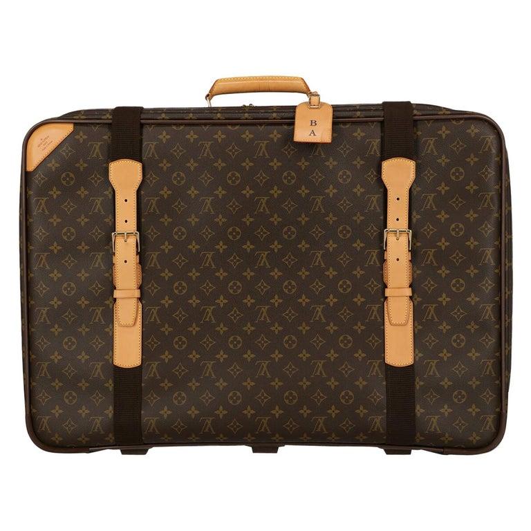 Louis Vuitton Woman Satellite Brown  For Sale