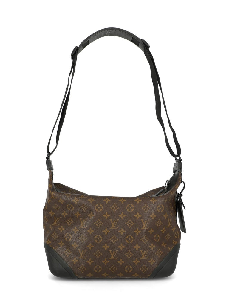 Women's Louis Vuitton Woman Shoulder bag  Black Synthetic Fibers For Sale