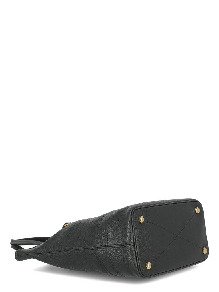 Women's Louis Vuitton Woman Shoulder bag  Navy Leather For Sale
