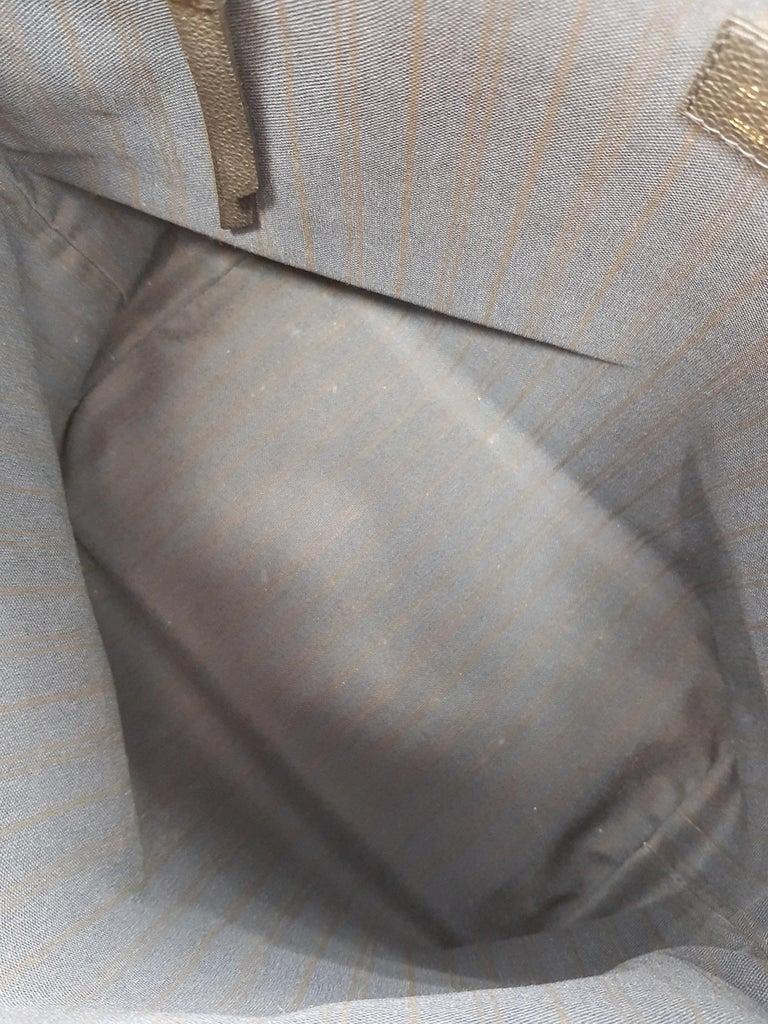 Louis Vuitton Woman Shoulder bag  Navy Leather For Sale 1