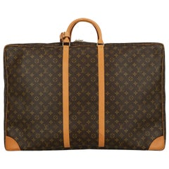 Louis Vuitton Woman Sirius Brown, Gold