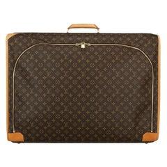 Louis Vuitton Woman Travel bag Beige Synthetic Fibers