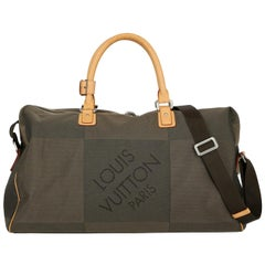 Louis Vuitton Woman Travel bag Brown