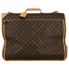 Louis Vuitton Woman Travel bag Brown
