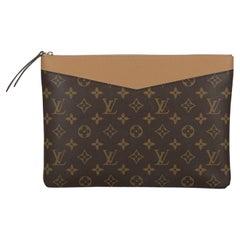 Louis Vuitton Women  Handbags  Brown Synthetic Fibers