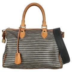 Louis Vuitton  Women   Handbags Speedy 30 Brown, Gold Leather, Synthetic Fibers