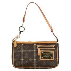 Louis Vuitton  Women Shoulder bags  Brown, Camel Color Synthetic Fibers