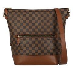 Louis Vuitton  Women Shoulder bags  Brown Synthetic Fibers