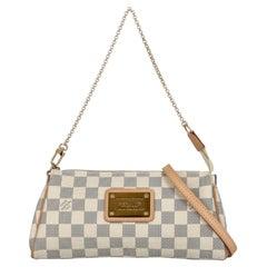 Louis Vuitton Women  Shoulder bags  Grey Fabric