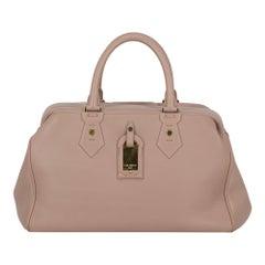 Louis Vuitton Women's Handbag Pink Leather