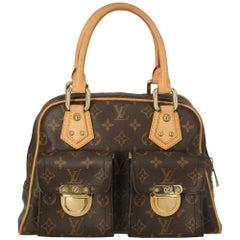 Louis Vuitton Women's Manhattan Brown/Beige
