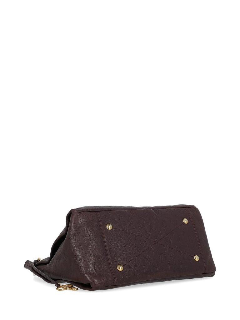 Louis Vuitton Women's Tote Bag Artsy Purple For Sale 1