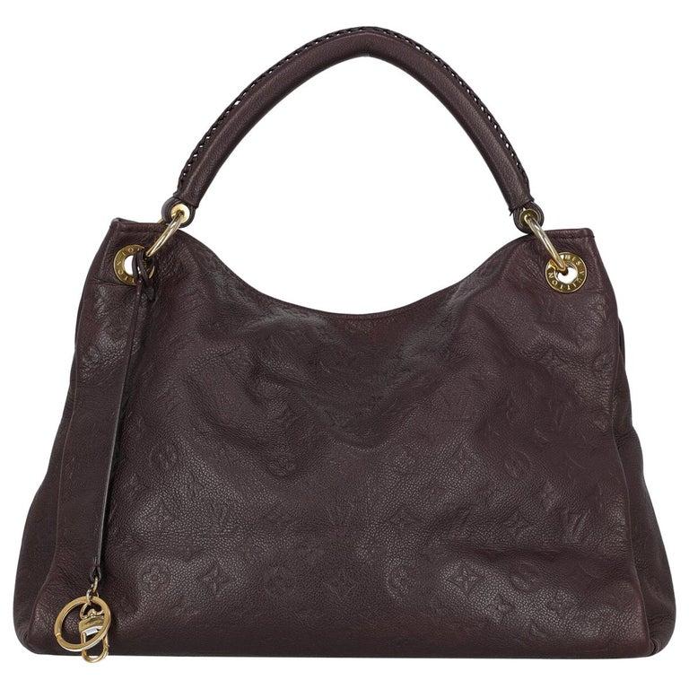 Louis Vuitton Women's Tote Bag Artsy Purple For Sale