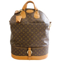 Louis Vuitton x French Company XL Steamer Bag Travel Tote Rare Vintage 70s