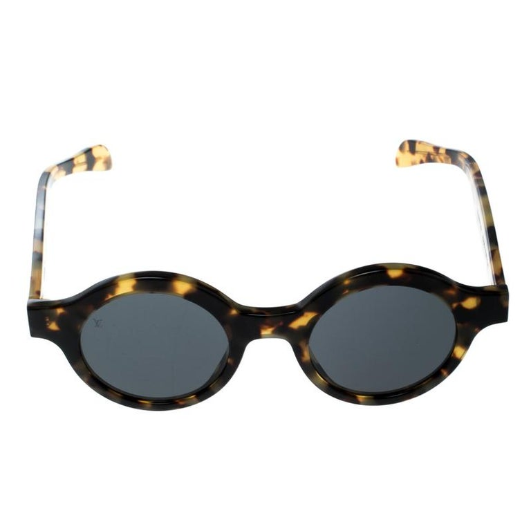 Louis Vuitton's collaboration with NYC streetwear brand, Supreme, was such a fresh merge that to this day, the designs from that line are sought-after. Some limited edition pieces were also created which includes this gorgeous pair of sunglasses.