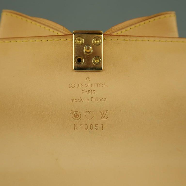 Tasche von LOUISVUITTON x Takashi Murakami Weiße Mehrfarbige Monogramm EYE NEED YOU Tasche 17