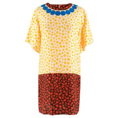 Louis Vuitton x Yayoi Kusama Polka Dot Dress XXS 34