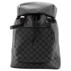 Louis Vuitton Zack Backpack Damier Graphite