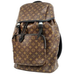 LOUIS VUITTON Zack Backpack Mens ruck sack Daypack M43422