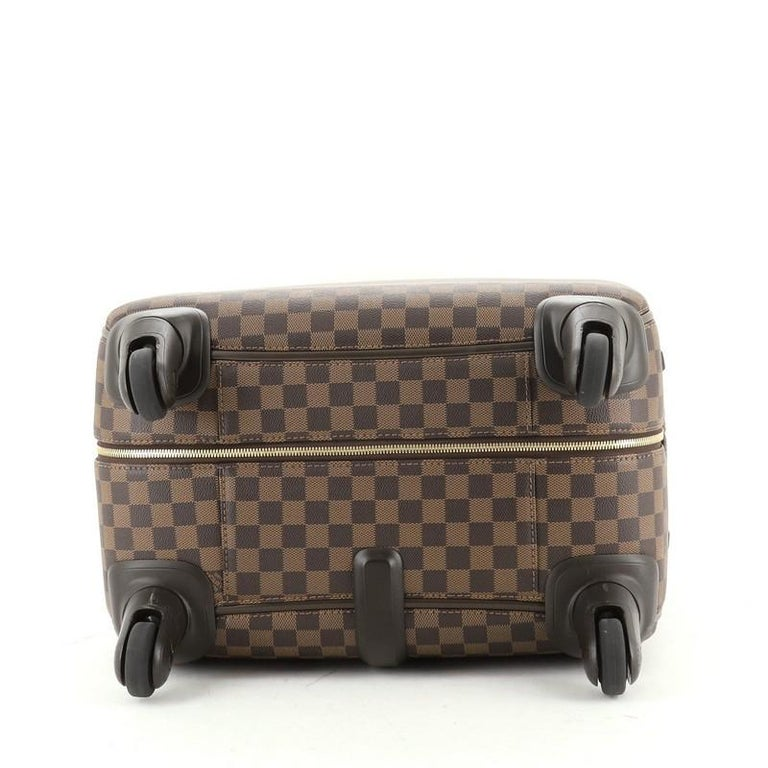 Louis Vuitton Zephyr Luggage Damier 70 In Good Condition In New York, NY