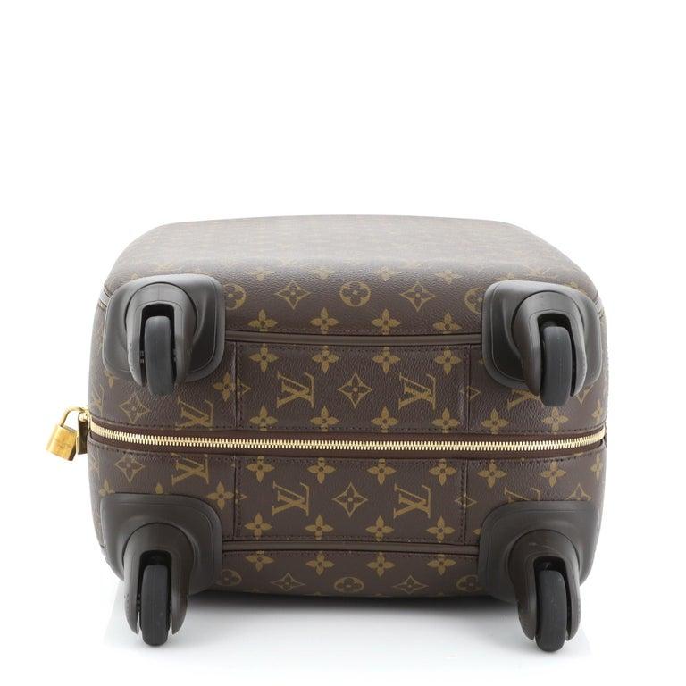 Louis Vuitton Zephyr Luggage Monogram Canvas 55  For Sale 1