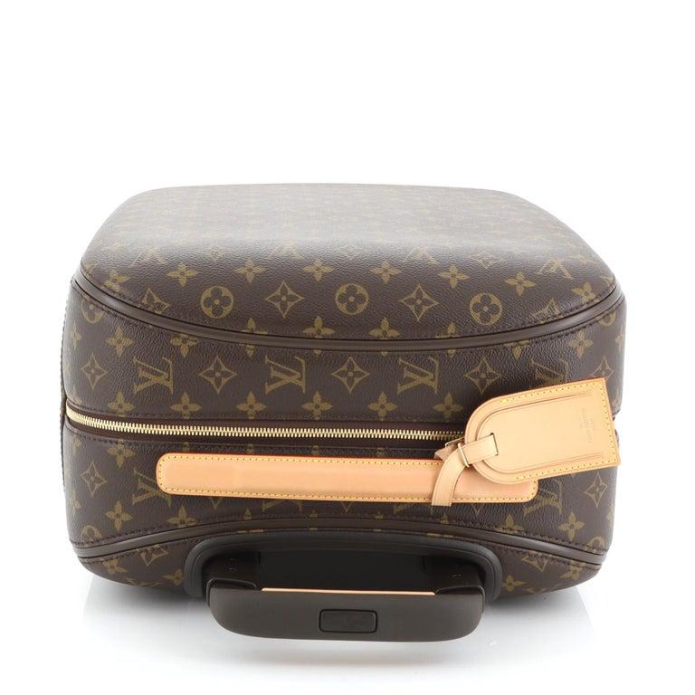 Louis Vuitton Zephyr Luggage Monogram Canvas 55  For Sale 2