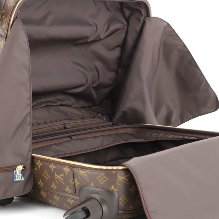 Louis Vuitton Zephyr Luggage Monogram Canvas 55  For Sale 5