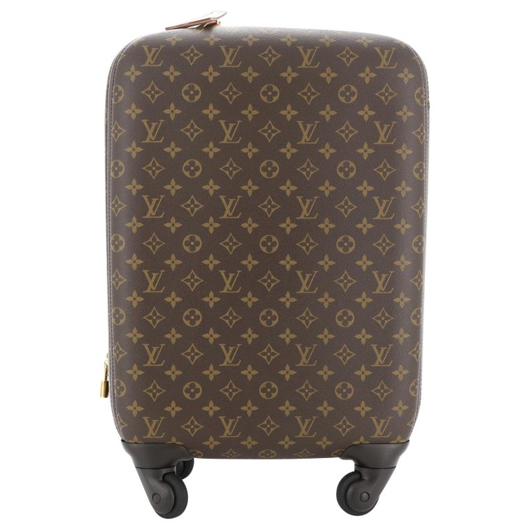 Louis Vuitton Zephyr Luggage Monogram Canvas 55  For Sale