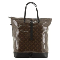 Louis Vuitton Zipped Tote Limited Edition Monogram Glaze Canvas